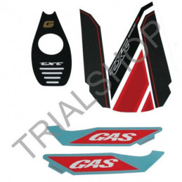 Kit Adesivi Serbatoio Gas Gas Txt 2012