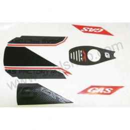 Kit Adesivi Serbatoio Gas Gas Txt Racing 2012