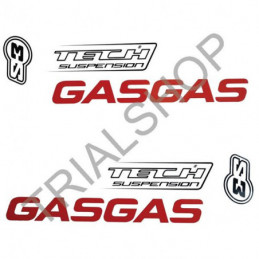 Kit Adesivi Forcelle Gas Gas Txt Replica Factory, Raga