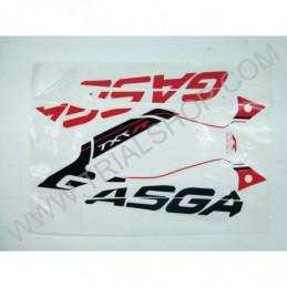 Kit Adesivi Cassa Filtro Gas Gas Txt Racing 2013
