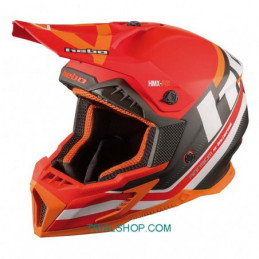 Casco Downhill/Enduro/MX Ranson – Hebo –
