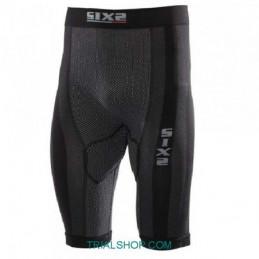 Pantaloncini con Fondello Carbon Underwear – SIX2 –