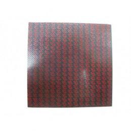 Placca Carbonio 0,37 10x10cm R