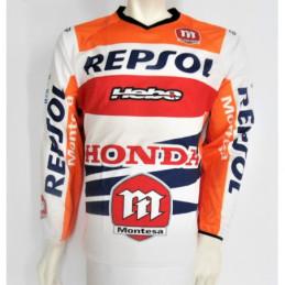 Maglia Trial Montesa/Honda Repsol
