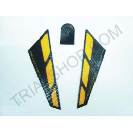 Adesivo Airintake Sistem Scorpa