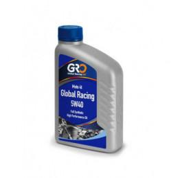 Olio Motore Sintetico 4T  Global Racing 5W40 (1 lt) – GRO –