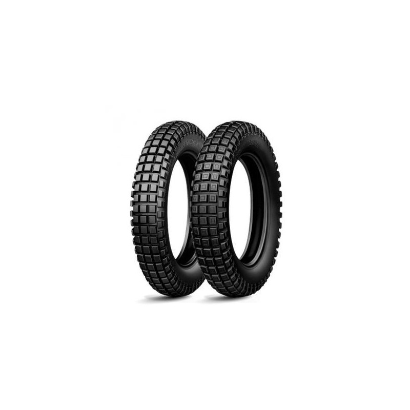 Pneumatico Posteriore X-Light trial 120/100×18 Tubeless – Michelin –