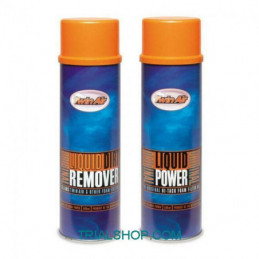 Liquid Power Spray + Dirt Remover Spray 2x500ML Parte #