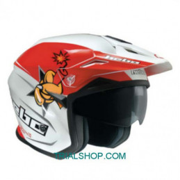 Casco Trial Toni Bou Replica – Hebo –