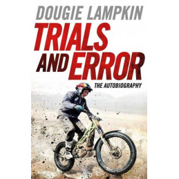 Libro Dougie Lampkin Trials and Error