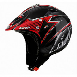 Casco simil Carbon Gloss –...