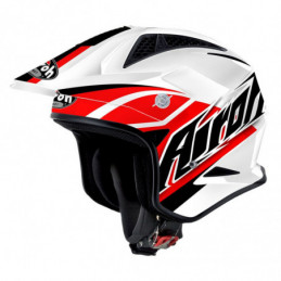 Casco Breaker Red Gloss –...