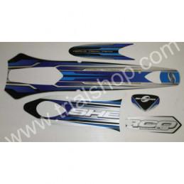 Kit Adesivi Sherco 2002-2005