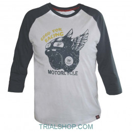 T-Shirt 3/4 Racing Montesa...