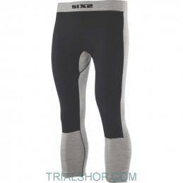 Pantalone antivento intimo merino -Sixs-