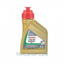 Synthetic fork oil 5W 0.5L...