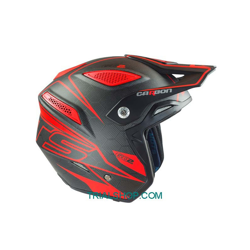 Casco Trial Go2 Carbon – Mots –