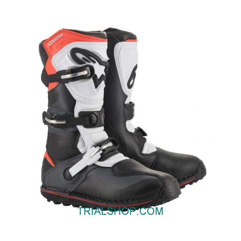 Stivali Tech-T Nero/Rosso – Alpinestars –