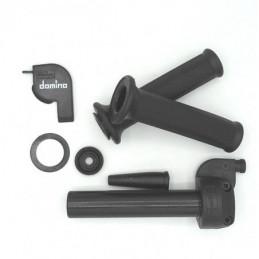 Comando Gas canna nera con Manopole – Domino –
