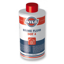 Brake Fluid Dot- 4 (250 ml) – Nils –