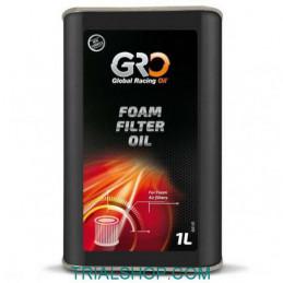 Foam Filter Olio Filtro Aria 1LT – GRO –