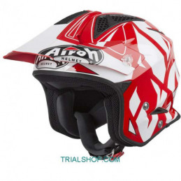 Casco Convert Red Gloss – Airoh –