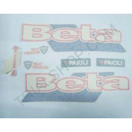 Adesivo completamento Beta Techno 1997