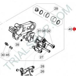 Pinza freno posteriore Beta EVO 4T, 4T Factory