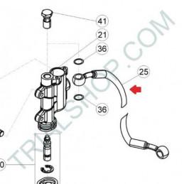 Tubo freno posteriore Beta Evo 4T, 4T Factory