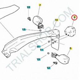 Fanale posteriore Montesa Cota 4RT '07-'09 '12