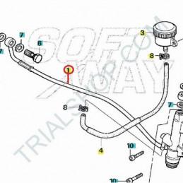 Tubo freno posteriore Montesa Cota 4RT