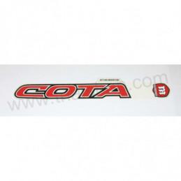 Adesivo forcella SX Montesa Cota 4RT, 4RT Repsol