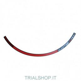 Adesivo cerchio ruota posteriore Montesa Cota 4RT, 4RT Racing 2014