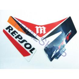 Adesivo Mascherina Faro Montesa Cota 4RT, 4RT Racing '17
