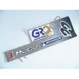 Adesivo Forcella SXGas Gas Pro 2004